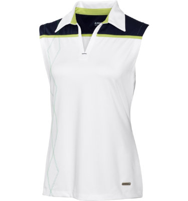 Cutter & Buck Women's Drytec Freshman Sleeveless Polo