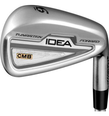 ADAMS GOLF Men's CMB Irons - (Steel) 4-GW
