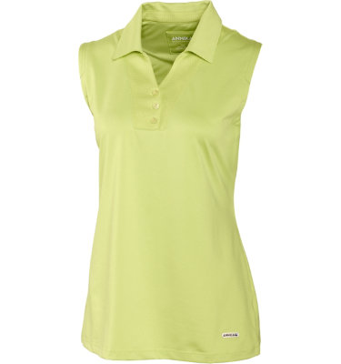 Cutter & Buck Women's CB DryTec Acclaim Sleeveless Polo