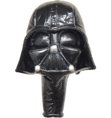 Hornung's Hybrid Darth Vader Head Cover