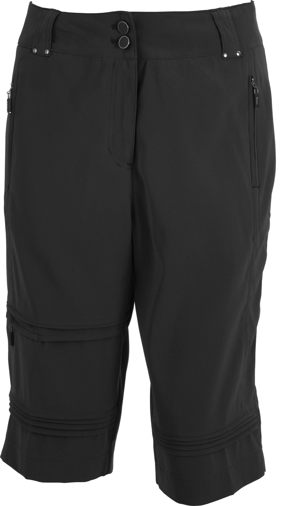 DKNY Women's Basic Knee Capri