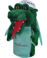 Winning Edge Designs Graeme McDowell Dragon Headcover