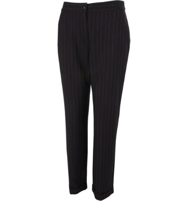 EP Pro Women's Stripe Slim Ankle Pant
