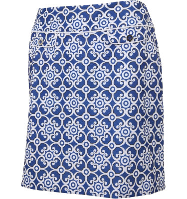 EP Pro Women's Scroll Medallion Print Skort
