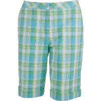 EP Pro St. John Seersucker Plaid Shorts