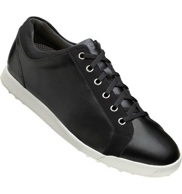 FootJoy Men's Contour Casual Golf Shoe - Black