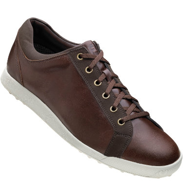 FootJoy Men's Contour Casual Golf Shoe - Coffee