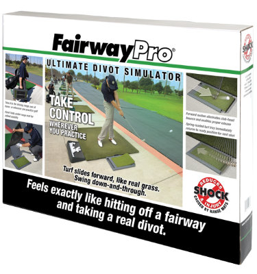 FairwayPro Ultimate Divot Simulator