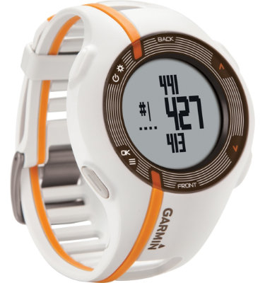 Garmin Approach S1 Watch GPS - White/Orange