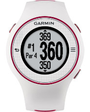 Garmin Approach S3 GPS Watch - White/Red