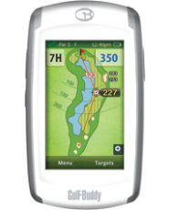 GolfBuddy World Platinum II GPS