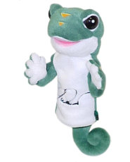 Winning Edge Designs Geico Gecko Headcover