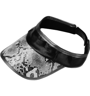 Glove It Women's Signature Python Print Visor
