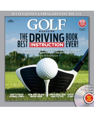 The Booklegger GOLF Magazine The Best Driving Instruction Book Ever!