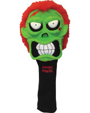 Winning Edge Designs Green Zombie Headcover