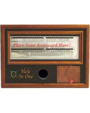 ProActive Sports Memorable Moments Ball & Scorecard Display