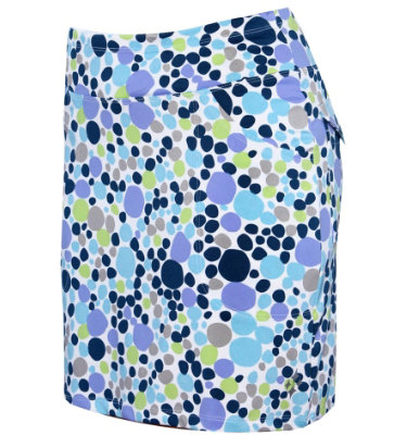 Jofit Club Women's Cyprus Pebble Mina Skort