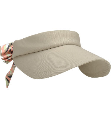 Lady Hagen Women's Bloom Bow Visor