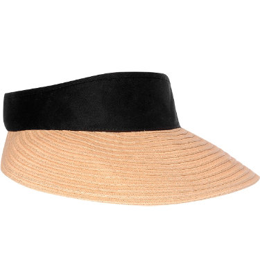 Lady Hagen Women's Bloom Straw Visor
