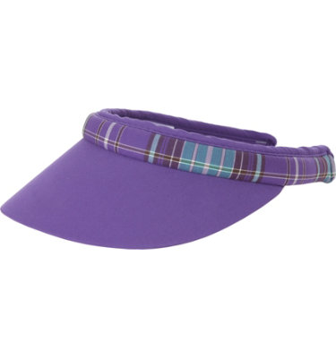 Lady Hagen Women's Excursion Clip Visor