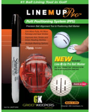 GreenKeepers Line-M-Up Pro Putt Positioning System