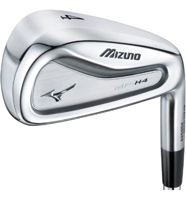 Mizuno Men's MP-H4 Irons - (Steel) 3-PW