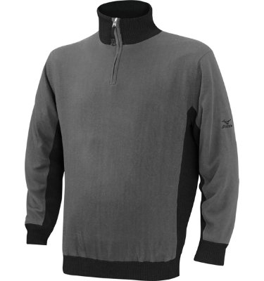 Mizuno Men's WindLite Long Sleeve Sweater