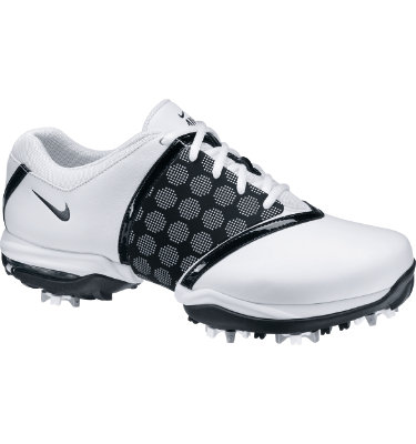 Nike Women's Air Embellish Golf Shoe - White/Black
