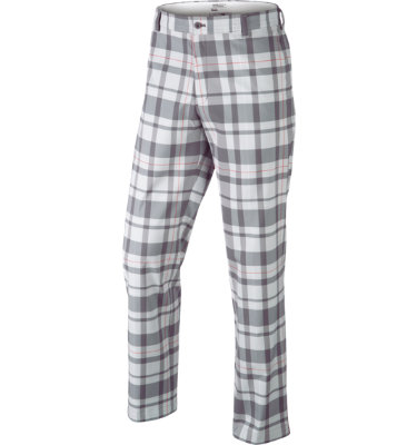 Nike Golf Men's Fashion Plaid Pant