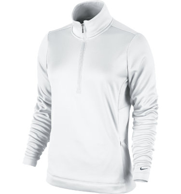Nike Women's Thermal ½-Zip Long Sleeve Pullover