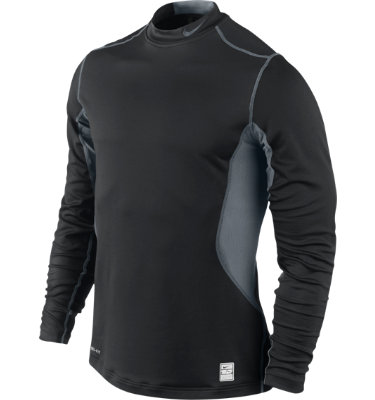 Nike Golf Men's Pro Thermal with Mesh Long Sleeve Shirt