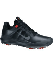 Nike TW 13 Golf Shoe - Black/Stealth Red
