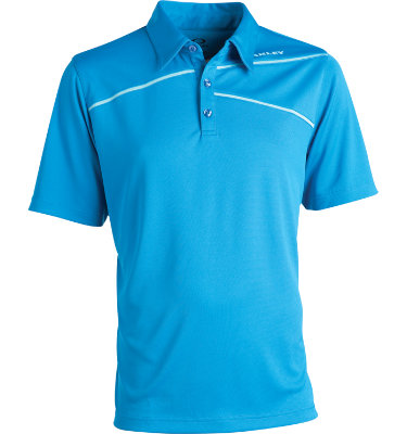 Oakley Men's Active Short Sleeve Polo
