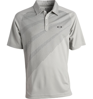 Oakley Men's Engineered Short Sleeve Polo