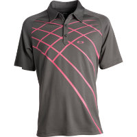 Oakley Grid Short Sleeve Polo