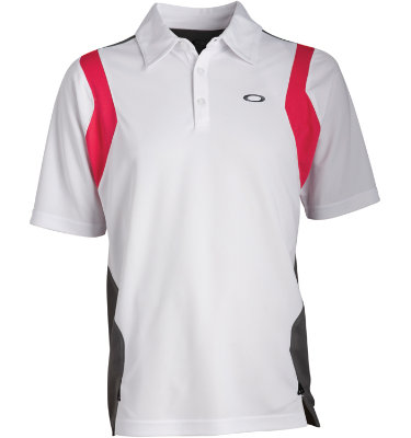 Oakley Men's Selected Short Sleeve Polo