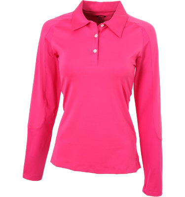 Oakley Women's Touring Long Sleeve Polo