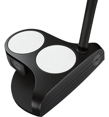 Odyssey Men's ProType Black 2-Ball Putter