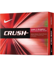 Nike Crush Golf Balls - 12 pack (Personalized)