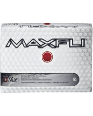 Maxfli U/4x Golf Balls - 12 pack (Personalized)