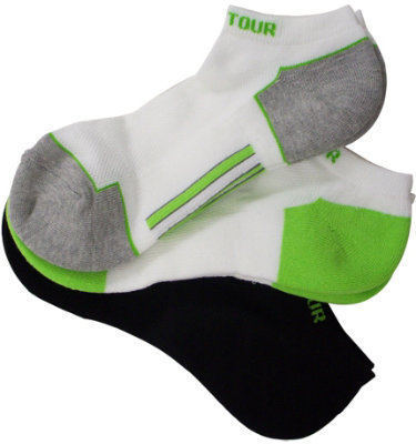 PGA Tour Performance 3-Pack Socks