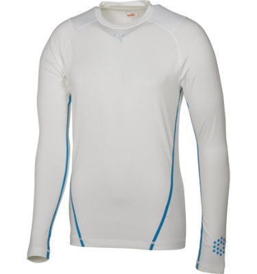 PUMA Men's Performance Long Sleeve Golf T-Shirt