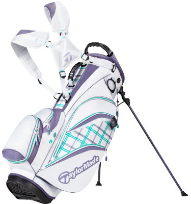 TaylorMade Women's Pure-Lite 3.0 Stand Bag