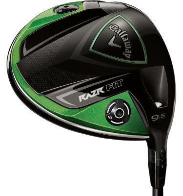 Callaway Men's Tour Authentic RAZR Fit Driver