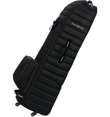 Samsonite Spinner Wheel Deluxe Golf Travel Cover