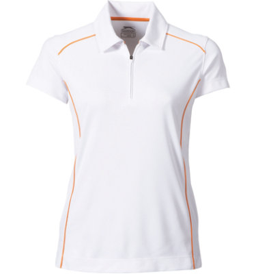 Slazenger Women's Chloe Short Sleeve Polo