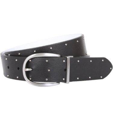Nike Women's Flat Stud Reversible Belt