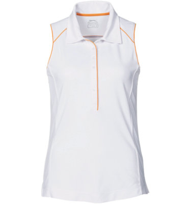 Slazenger Women's Ipswitch Fashion Sleeveless Polo