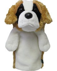 Winning Edge Designs Rory McIlroy St. Bernard Headcover