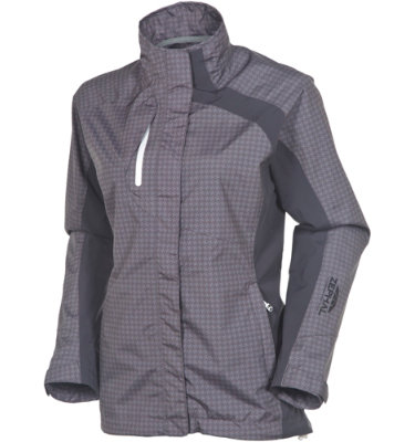 Sunice Women's Sierra Plaid Long Sleeve Jacket